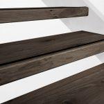 Profitrap – Open trap – Voor- & bovenzijde bekleden – 16mm massief eiken – Doorgaande lamel rustiek-12