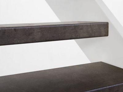 Profitrap-CPL-laminaat-open-trap-betongrijs